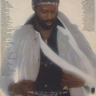 Teddy Pendergrass / S.T. back