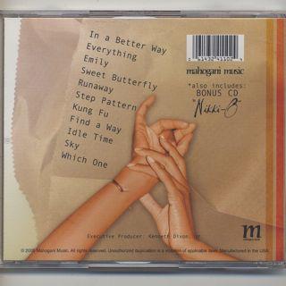 V.A. / Mahogani Music (2CD) back