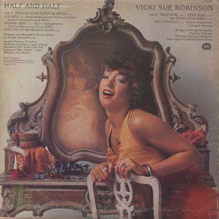 Vicki Sue Robinson / Half And Half back