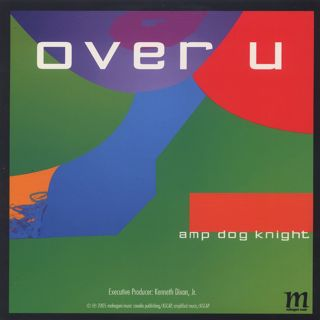 Amp Dog Knight / Over U back