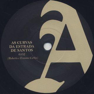 Azymuth / Demos 1973-75: As Curvas Da Estrada de Santos label