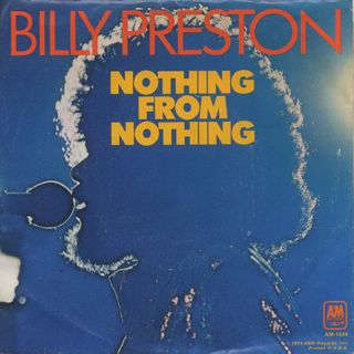 Billy Preston / Nothing From Nothing