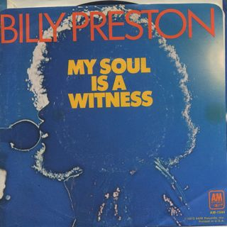 Billy Preston / Nothing From Nothing back