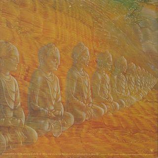 Devadip / Oneness (Silver Dreams~Golden Reality) back