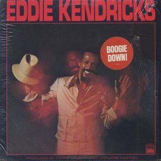 Eddie Kendricks / Boogie Down