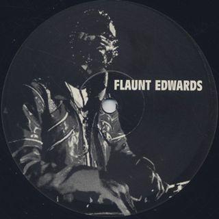 Flaunt Edwards / Glorioso Santo back