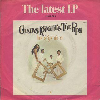 Gladys Knight & The Pips / I've Got To Use My Imagination back