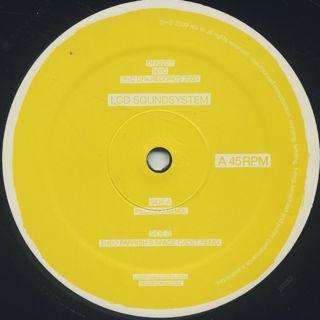 LCD Soundsystem / 45:33 Remixes label