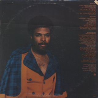 Leon Haywood / Come And Get Yourself Some back