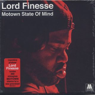 Lord Finesse / Motown State Of Mind (7