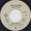 Michael McDonald / I Keep Forgettin'