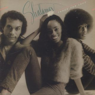 Shalamar / Three For Love front