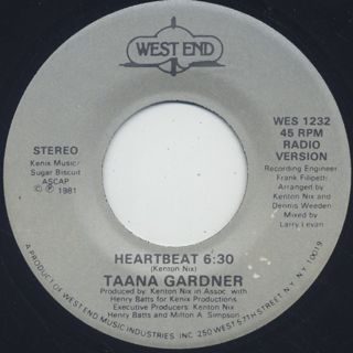 Taana Gardner / Heartbeat (7