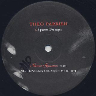 Theo Parrish / Love Triumphant label