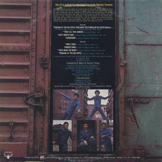 Trammps / The Legendary Zing Album back