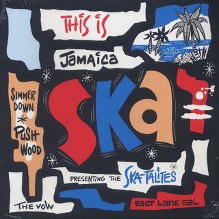 V.A.(Studio One All Stars) / This Is Jamaica Ska Presenting Ska-Talites (LP)