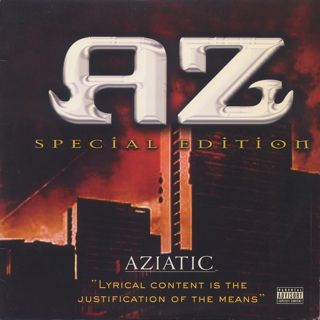 AZ / Aziatic Special Edition front