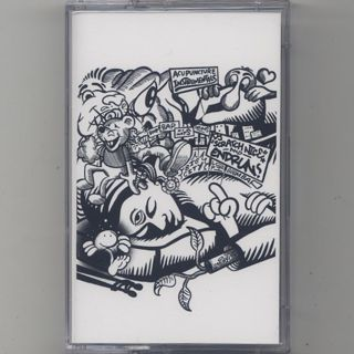 DJ Scratch Nice and Endrun / Acupuncture Instrumentals (Cassette)