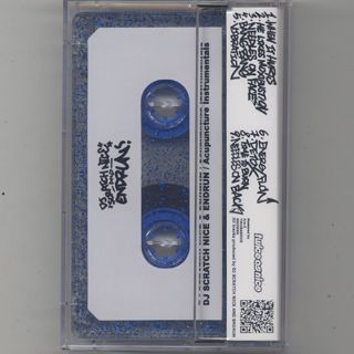 DJ Scratch Nice and Endrun / Acupuncture Instrumentals (Cassette) back