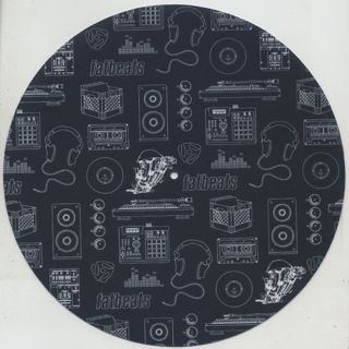 Fat Beats Slip Mat
