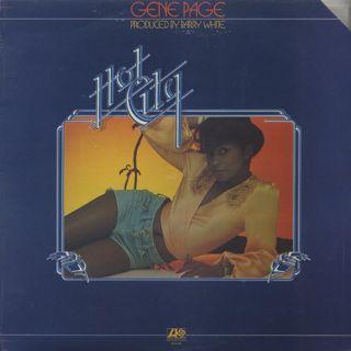 Gene Page / Hot City