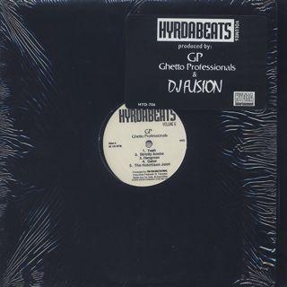 Ghetto Professionals & DJ Fusion / Hydra Beats Volume 6