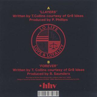 Kool Taj The Gr8 X Pete Rock / Llayers back