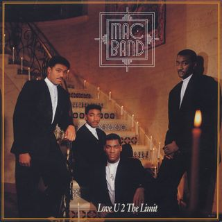 Mac Band / Love U 2 The Limit front