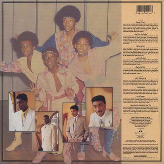 Mac Band / Love U 2 The Limit back