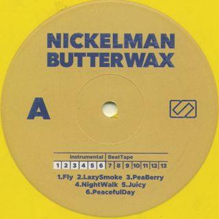 Nickelman / Butterwax label