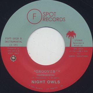 Night Owls / Groovin' back