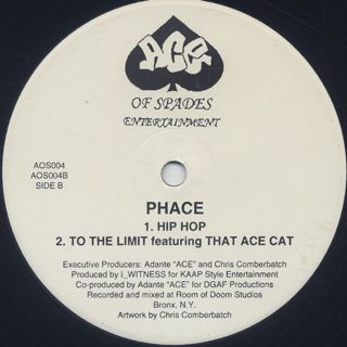 Phace / Yes Yes Yall back