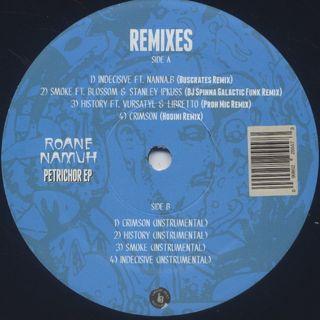 Roane Namuh / Petrichor Remixes & Instrumentals back