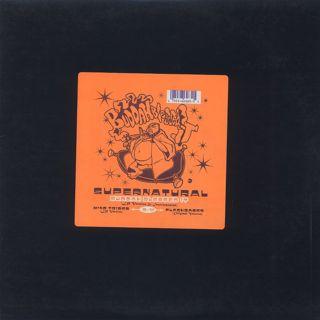 Supernatural / Buddah Blessed It