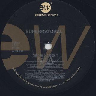 Supernatural / Buddah Blessed It back