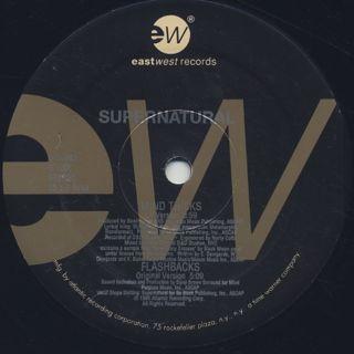 Supernatural / Buddah Blessed It label