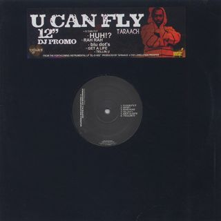 Ta'Raach / U Can Fly front