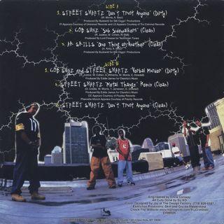 V.A. / Tru Criminal Records EP back