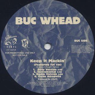 Buc Whead / Keep It Mackin' back