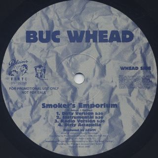 Buc Whead / Keep It Mackin' label