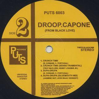 Dr. Oop / Nommo Warfare Vol. 1 label