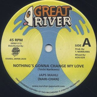 JAPS MAHLI (Nari-Chan) / Nothing's Gonna Change My Love back