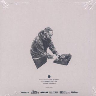 DJ Kiyo / Trademark Sound - The Alchemist back