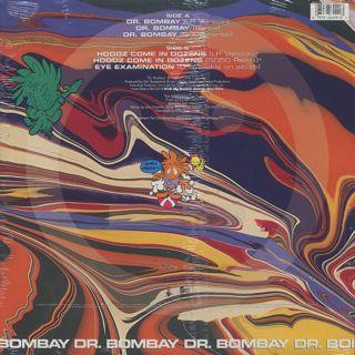 Del The Funky Homosapien / Dr. Bombay back