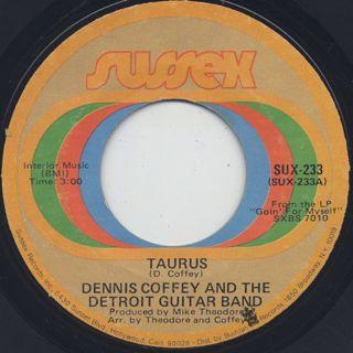 Dennis Coffey and The Detroit Guitar Band / Taurus