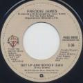 Freddie James / Get Up And Boogie (45)-1