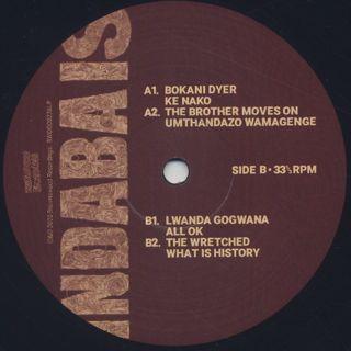 V.A. / Indaba Is label