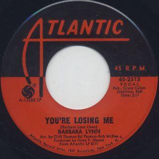 Barbara Lynn / You're Losing Me