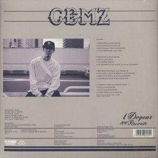 Issugi / Gemz (2LP) back