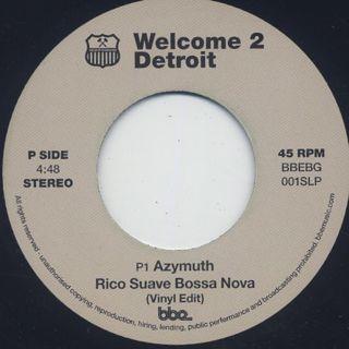 Jay Dee aka J Dilla / Welcome 2 Detroit (7